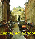 Leningrad School Fine Art